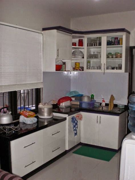 design dapur minimalis menghadap taman desain dapur sederhana dan murah dominan putih kitchen