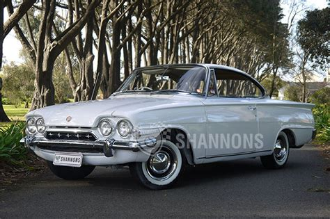 ford consul capri coupe auctions lot  shannons