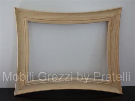 cornici legno economiche specchiere e cornici grezze