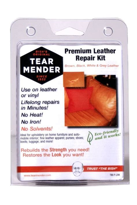 Sofa Repair Kit Leather Furniture Repair Kit Tear Mender Patches Refinish