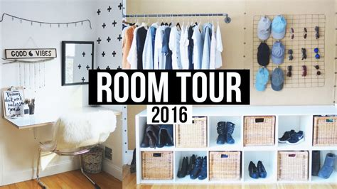 in the room 2016 room tour 2016 youtube