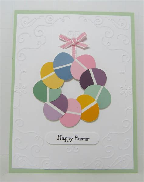 easter card ideas 17 best images about sting ideas easter on