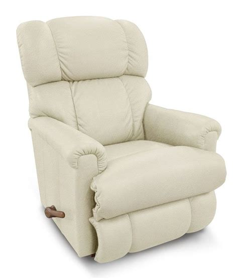 pinnacle lazy boy recliner lazboy leather recliner cream pinnacle buy online at