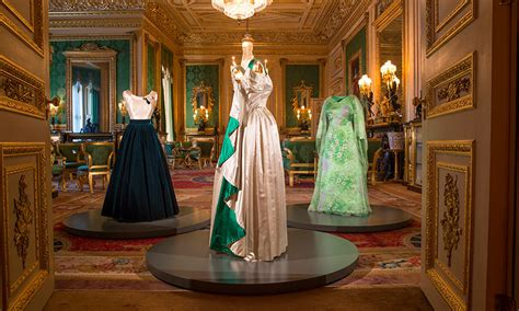 Home Interior Wardrobe Design the queen s gowns to be put on display at windsor castle