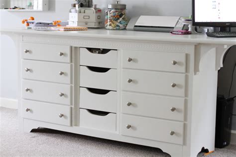 all about the furniture crafty storage dressers craft