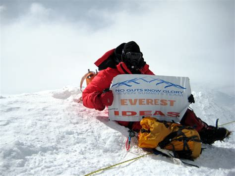 rob mt everest everest summit photos