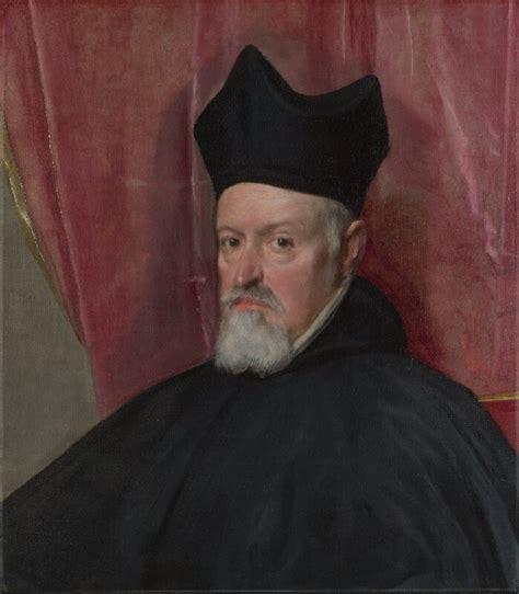 diego velazquez biography in spanish diego vel 225 zquez portrait of archbishop fernando de