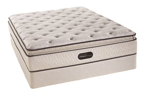 simmons beds simmons beautyrest studio caledon hi loft pillow top mattress mattress mall