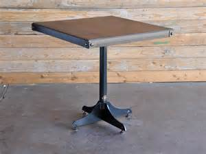 industrie tisch vintage industrial cafe table vintage industrial furniture