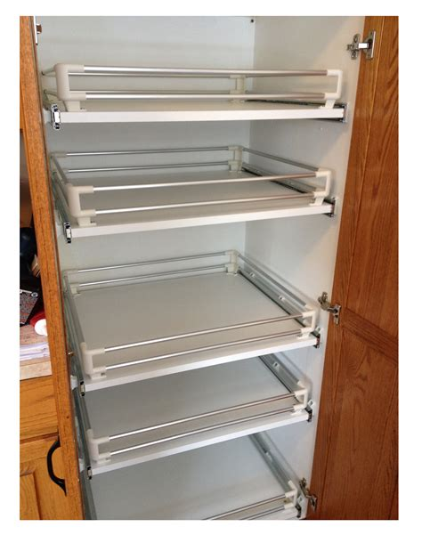 Pantry Pull Out Hardware by Pull Outs Hardware Hinges Space Age Shelving