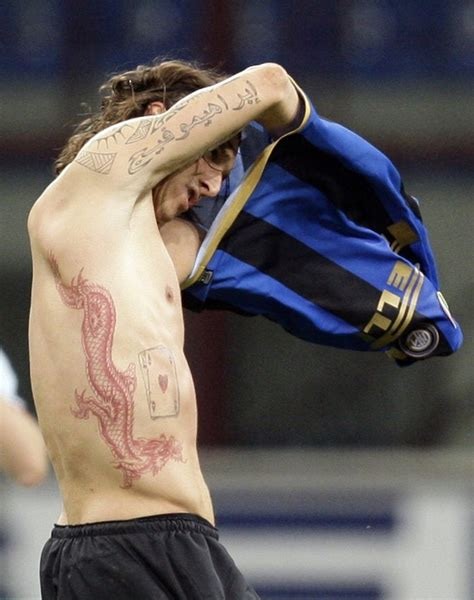 zlatan ibrahimovic u0027s incredible tattoos football players zlatan ibrahimovic