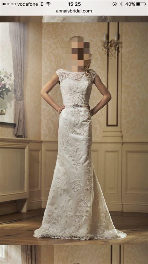New Annais Bridal Wedding Dress Unworn   Sell My Wedding