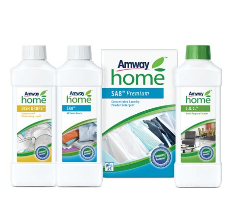 amway home care