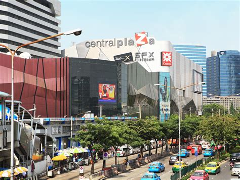 at central central ladprao aag corporation