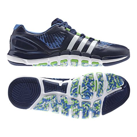 adipure crazyquick running shoes adidas adipure crazyquick navy blue mens trainers