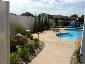 landscaping around a pool landscaping around a pool pool