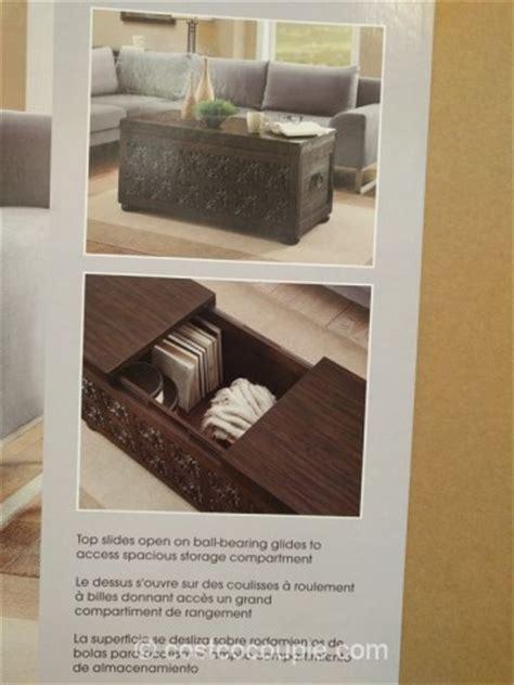 janelee storage cocktail table bayside furnishings storage coffee table