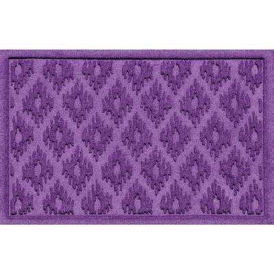 Purple Doormat by Purple Door Mats Mats The Home Depot