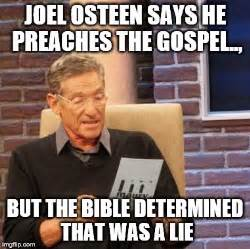 Joel Meme - joel osteen meme