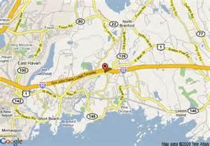 map of inn express branford branford