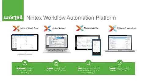 nintex workflow documentation nintex business process automation platform