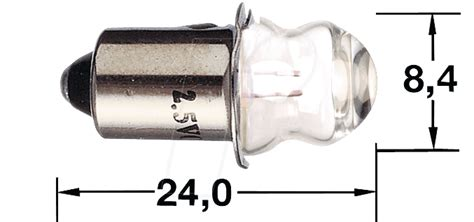 Sockel P13 5s by L 3574 2 2v 0 25a P13 5s Nf Breitlinse Bei Reichelt Elektronik