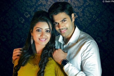 actor ganesh venkatraman age ganesh venkatraman engaged to anchor nisha krishnan