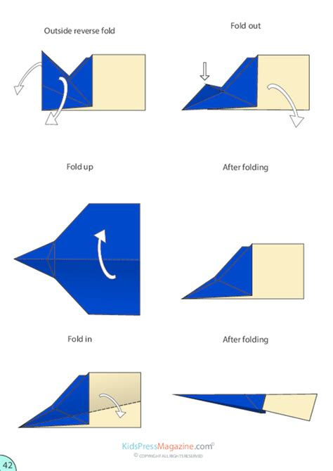 How To Make Glider Paper Airplanes - paper airplane glider supreme
