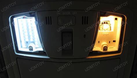 nissan altima interior lights nissan 370z exact fit led interior lights package