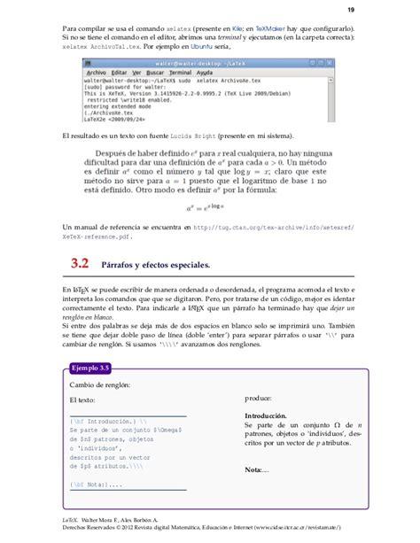 xetex tutorial ubuntu tutorial 2012