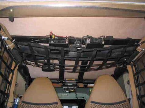 Vivo Y51 White Jeep Wrangler consola para radios de comunicaciones jeeperos