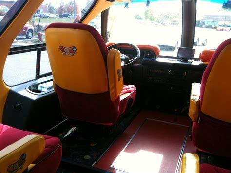 Oscar Mayer Wienermobile Interior billo s itibitismart itibiti the oscar mayer wienermobile