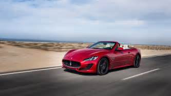 2017 maserati granturismo convertible sports coupe