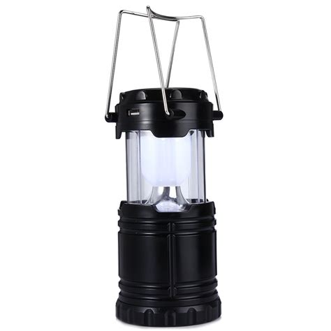 Classic Style 6 Leds Rechargeable Hand L Collapsible Lights And Lanterns