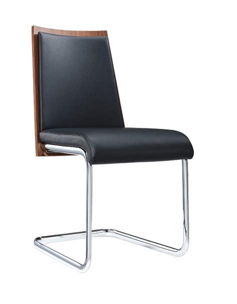 Black Walnut Dining Chairs Modern Black Walnut Dining Chair Set Of 2