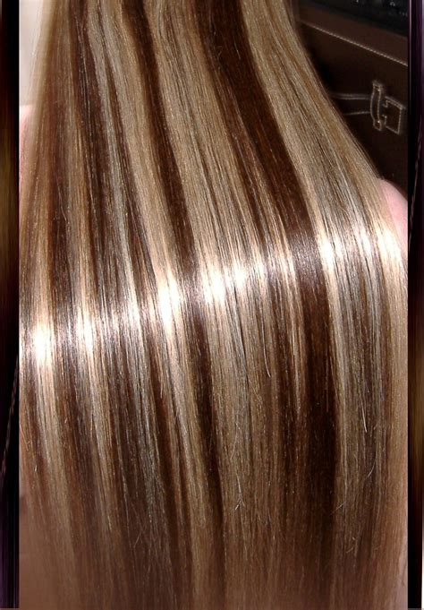 pictures of hair dark with blonde highlights over the top blonde hair with highlights and lowlights of