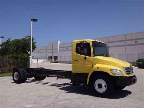 truck ta fl hino 268 cab chassis 2006 medium trucks