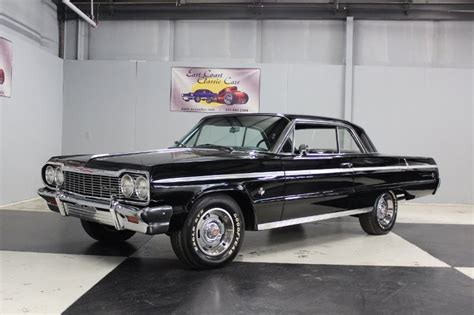 best year for chevy impala 1964 chevrolet impala ss for sale in lillington