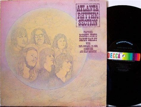 Atlanta Rhythm Section Albums by Atlanta Rhythm Section Self Titled Vinyl Lp Record Rock