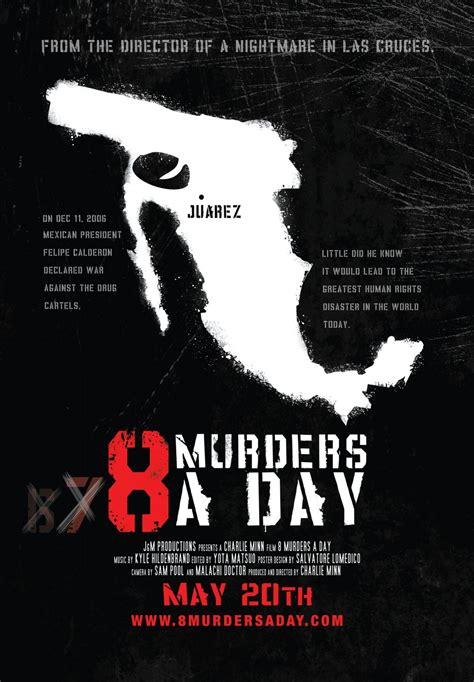 Page Eight 2011 Film 8 Murders A Day Extra Large Movie Poster Image Imp Awards