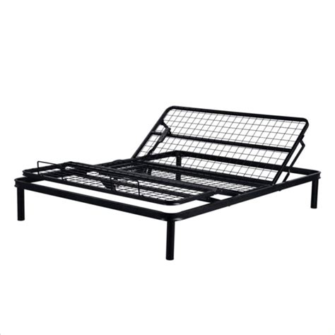 bed frames for adjustable beds primo international fleet adjustable bed frame