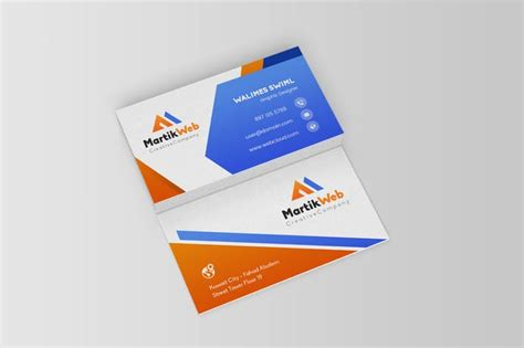 envato business card templates business card template by websroad on envato elements