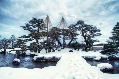 Ulta Winter Garden by Kenrokuen Garden Winter 4k Hd Desktop Wallpaper For 4k
