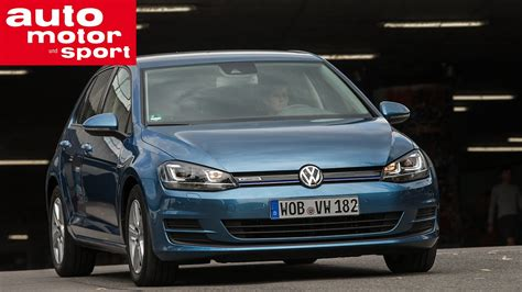 Nwa Volkswagen by Fahrbericht Vw Golf 1 0 Tsi Bluemotion