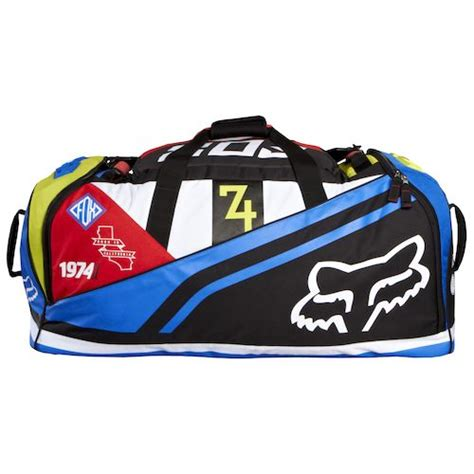 motocross gear bag fox racing podium intake gearbag revzilla