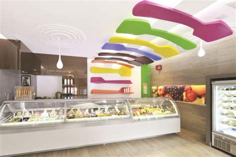 gelateria arredamento arredo gelateria progettazione realizzazione su misura