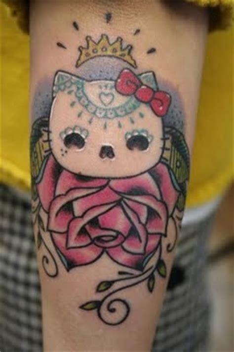 kitty tattoo designs