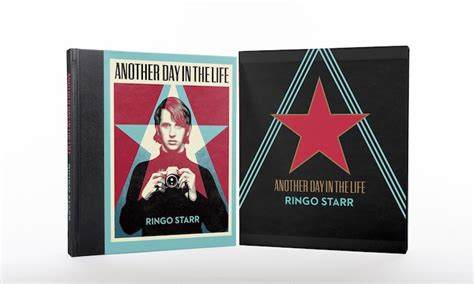 ringo starr another day in the life ringo starr on the white album remaster his new book