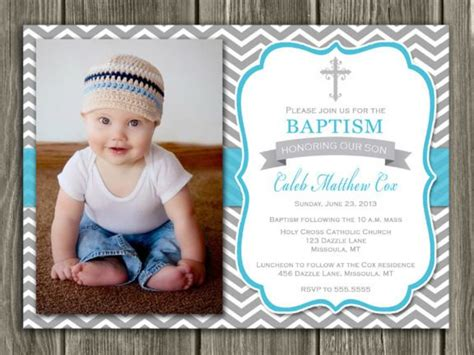 21 best images about Printable Baptism invitation on