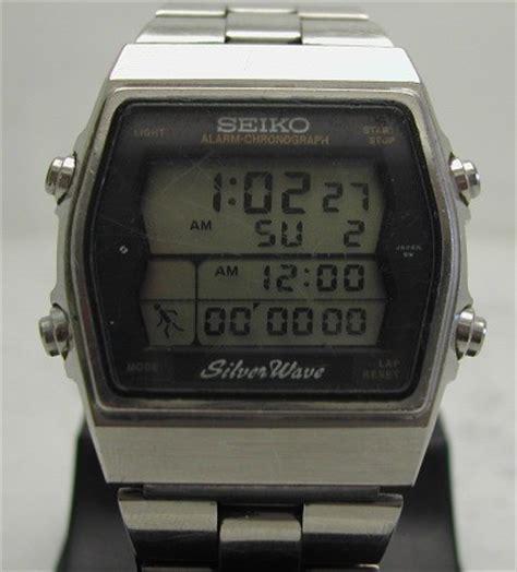 seiko a714 5080 digital vintage digital